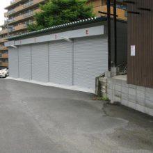 佐井寺バイクガレージ