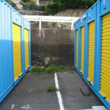 千里山バイクガレージ